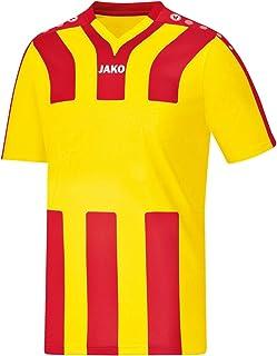 JAKO Herren Fußballtrikots Trikot Santos KA, weiß/sportgrün, XXL, 4202