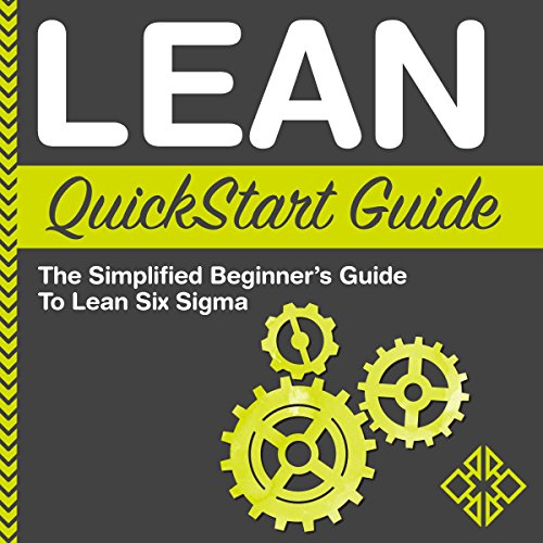 Lean QuickStart Guide audiobook cover art