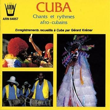 Cuba : Chants et danses afro-cubains