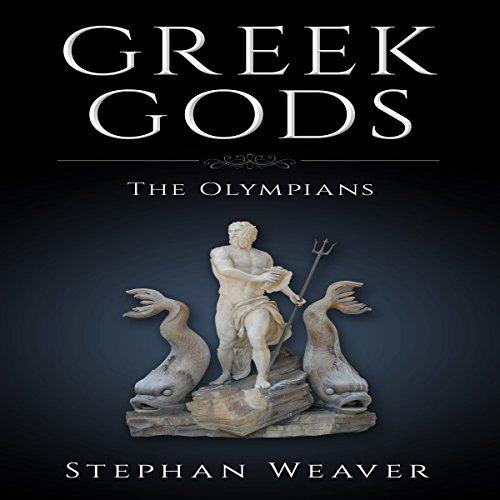 Couverture de Greek Gods