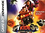 Spy Kids 3D - Game Over GBA Instruction Booklet (Nintendo Gameboy Manual ONLY -...