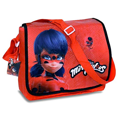 Miraculous Ladybug Messenger/Shoulder Bag