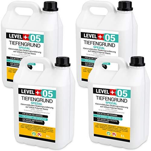 20 litros de imprimación especial de silicona, secado rápido, imprimación profunda, cristal de potasio RM05