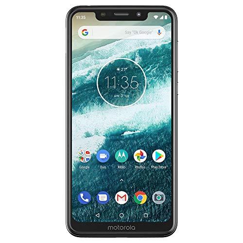Smartphone Motorola One, pantalla 5.86″, Color Blanco. Desbloqueado