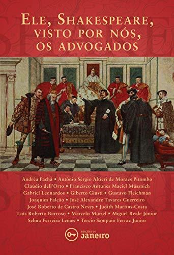 Ele, Shakespeare, visto por nós, os advogados (Brochura)