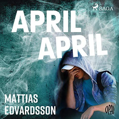 April, April audiobook cover art
