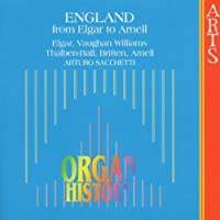 England: From Elgar to Arnell / Organ Music by ARTURO SACCHETTI (1998-01-27)