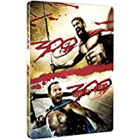 Pack 300 + 300: El Origen De Un Imperio Ed. Steelbook [DVD]