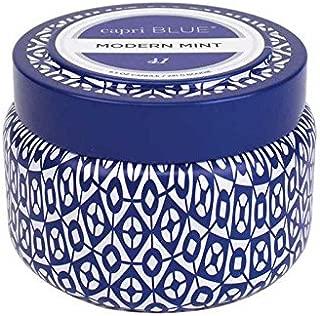 Capri Blue 8.5 oz Travel Tin - Modern Mint