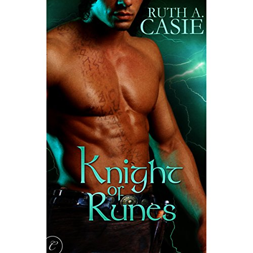 Knight of Runes audiobook cover art