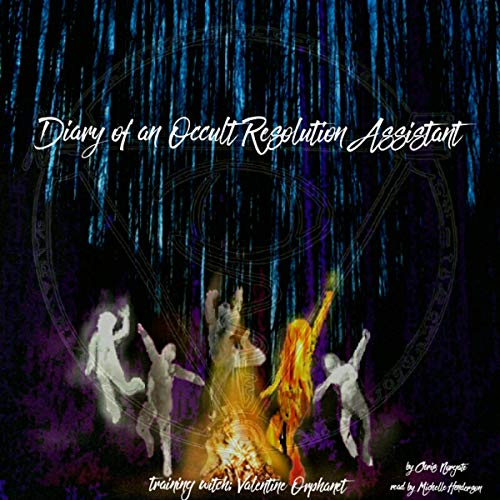 Diary of an Occult Resolution Assistant audiobook cover art