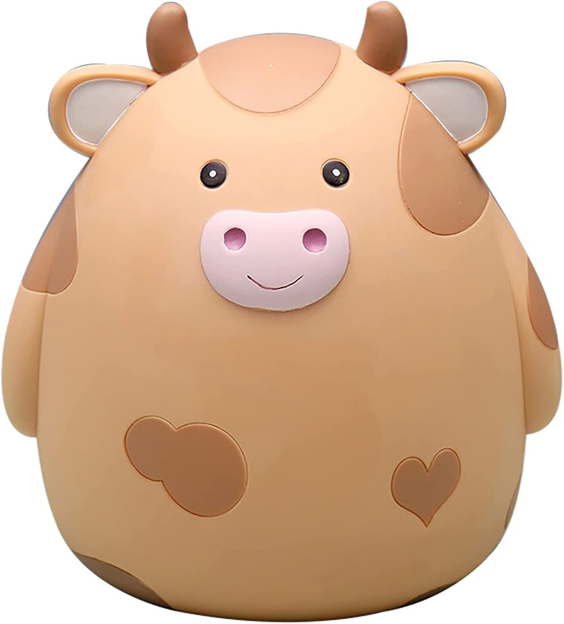 N B Large-Capacity Cute Cow Piggy Sale Bank Money Can Spring new work one after another ï Pot Animal