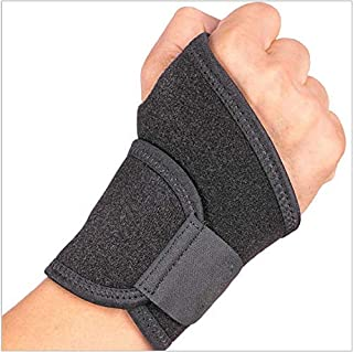 LCKICO Wrist Brace for Ganglion Cyst, Arthritis, Carpal Tunnel, Breathable Sport/Fitness Wrist Support, for Left and Right Hand Man and Woman
