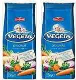 50g増量 次回入荷予定6月末頃 入荷が早まればすぐします コロナの影響で遅れる可能性があります 野菜ブイヨン ベゲタ-Vegeta- 250g× 2個セット ベゲタ aaa