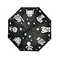 Star Wars - Liquid Reactive Color Changing Umbrella 36 x 21in