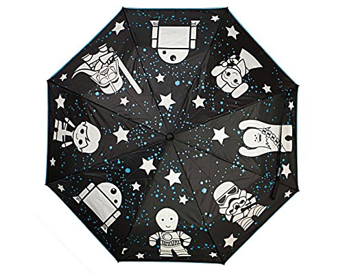 Color Changing Star Wars Umbrella