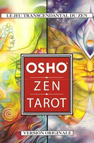 Juego de 79 cartas : Tarot Osho Zen [importado de Francia]