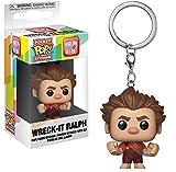 Funko 33421 Pocket POP Keychain: Disney: Wreck-It-Ralph 2: PPK 1