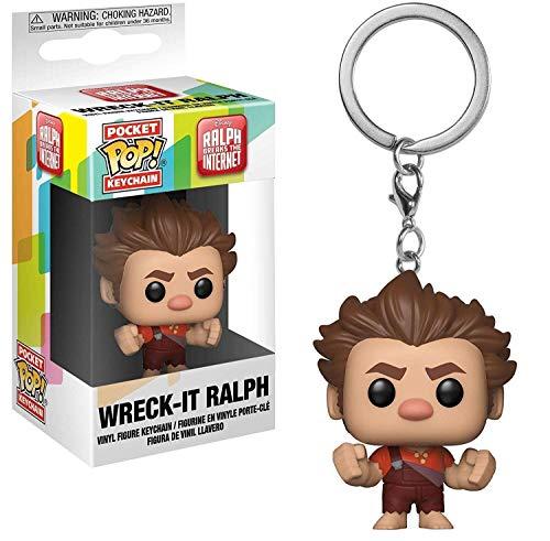 Pocket POP! Keychain: Disney: Wreck-It-Ralph 2: Ralph