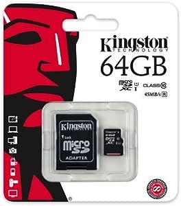 Keple 64GB Memory Card for Thinkware X500D Dash Car Camera Camcorder D...