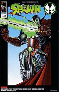 Todd Mcfarlane's Spawn, #1 (Comic Book From Medieval Spawn Action Figure, Action Figure Not Included): Dark Ages