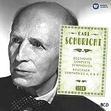 Icon Carl Schuricht - Beethoven : Les 9 Symphonies, Bruckner : Symphonies 3, 8 & 9 (Coffret 8 CD)