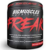 Bigmuscles Nutrition Freak Pre-Workout Sex on the Beach [30 Servings, 180g]