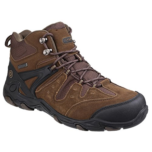 Cotswold Mens Coberley Waterproof Leather Walking Boots