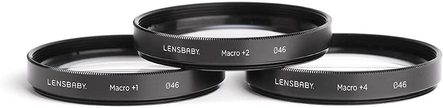 Lensbaby 46mm Macro Filter Kit