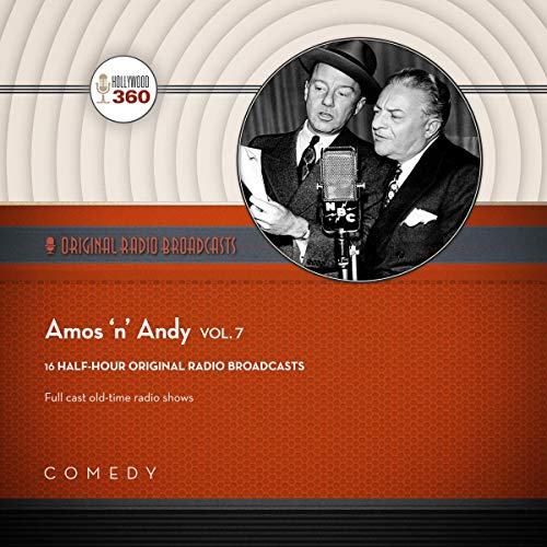 Amos 'n' Andy, Vol. 7 audiobook cover art