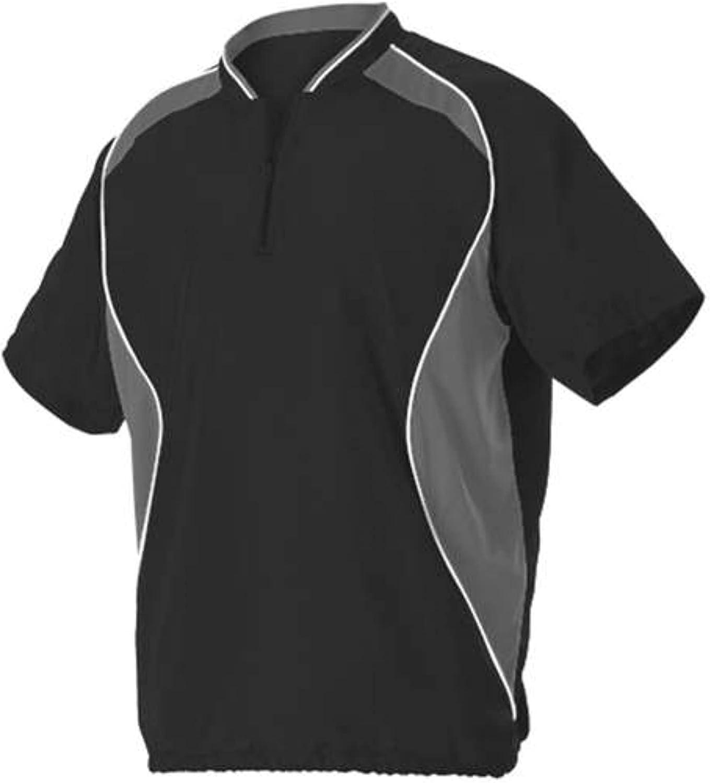 Max 84% OFF Alleson Men's Short Sleeve Batter's Jacket supreme Baseball