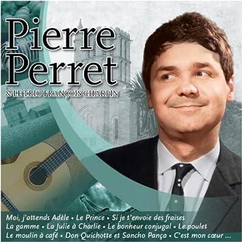 Pierre Perret et le trio François Charpin