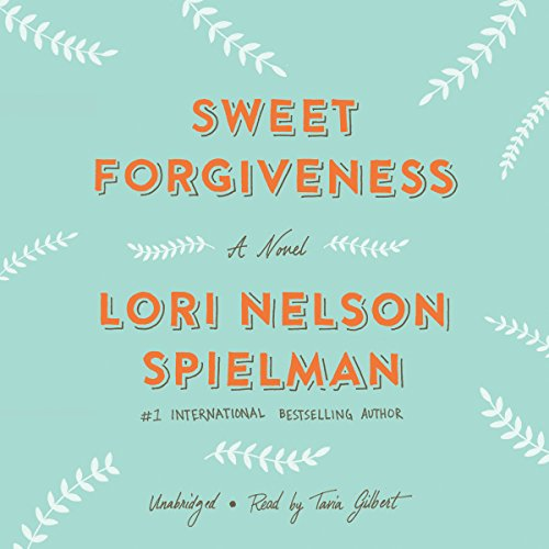 Sweet Forgiveness audiobook cover art