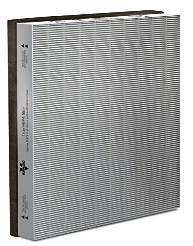 Vornado Filtro HEPA per purificatore d'Aria, Grigio, 3 x 27 x 31 cm