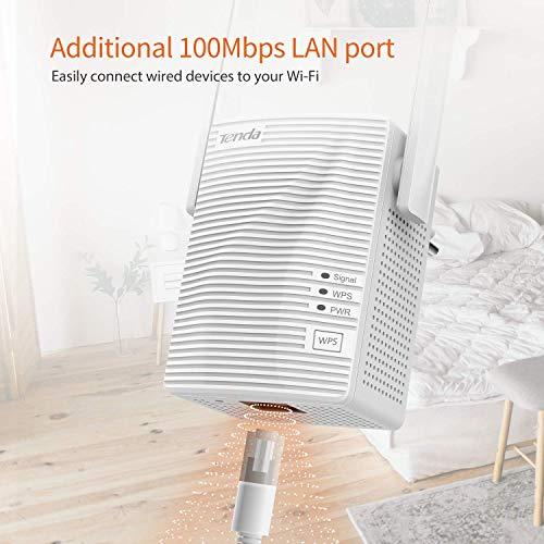 Tenda A18 AC1200 Gigabit WiFi Range Extender