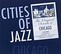 Cities of Jazz-Chicago (Mini Lp Sleeve)