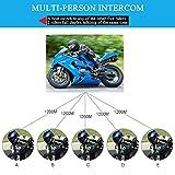 Zoom IMG-1 ejeas e6 moto bluetooth interfono