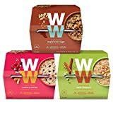 Discontinued: WW Instant Oatmeal Variety Pack- Apple Cinnamon, Maple Brown Sugar, Cranberry Orange -...
