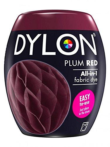 Dylon Textilfarbe, Pflaumenrot