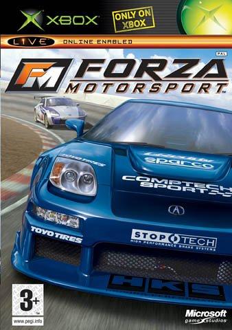 Microsoft Forza Motorsport Xbox EN DVD PAL - Juego