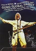 Gong Global Family: Live in Brazil [DVD] [Import]
