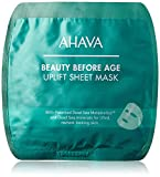 AHAVA Beauty Before Age Uplift Sheet Mask - Anti-Aging Tuchmaske, 2er Pack(2 x 1 Stück)