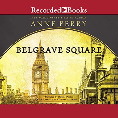 Belgrave Square cover art