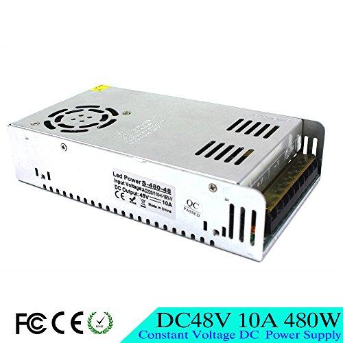 48V 10A 480W LED Fahren Schaltnetzteil Konstantstrom ,Transformator ,Die Industrielle Energieversorgung, Switching Power Supply