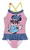 Minnie Mouse Niñas Traje De Baño Una Pieza