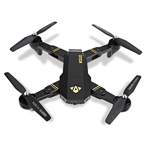 TALREJA ENTERPRISES Visuo WIFI Camera Drone, Altitude hold and Foldable Feature, with Charger and RC