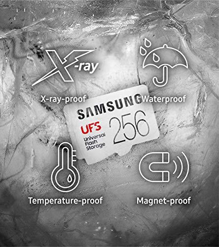 SAMSUNG UFS 128GB 500MB/s 4K UHD Universal Flash Storage (MB-FA128G/AM)
