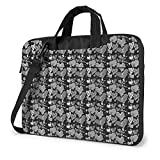 XCNGG Bolso de hombro Computer Bag Laptop Bag, Happy Mothers Day Business Briefcase Protective Bag Cover for Ultrabook, MacBook, Asus, Samsung, Sony, Notebook 13 inch