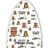 Premium Cover Fits LH Eubank Wall Mount Model Village Owl Print