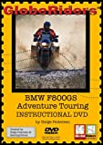 GlobeRiders BMW F800 GS Adventure Touring Instructional DVD